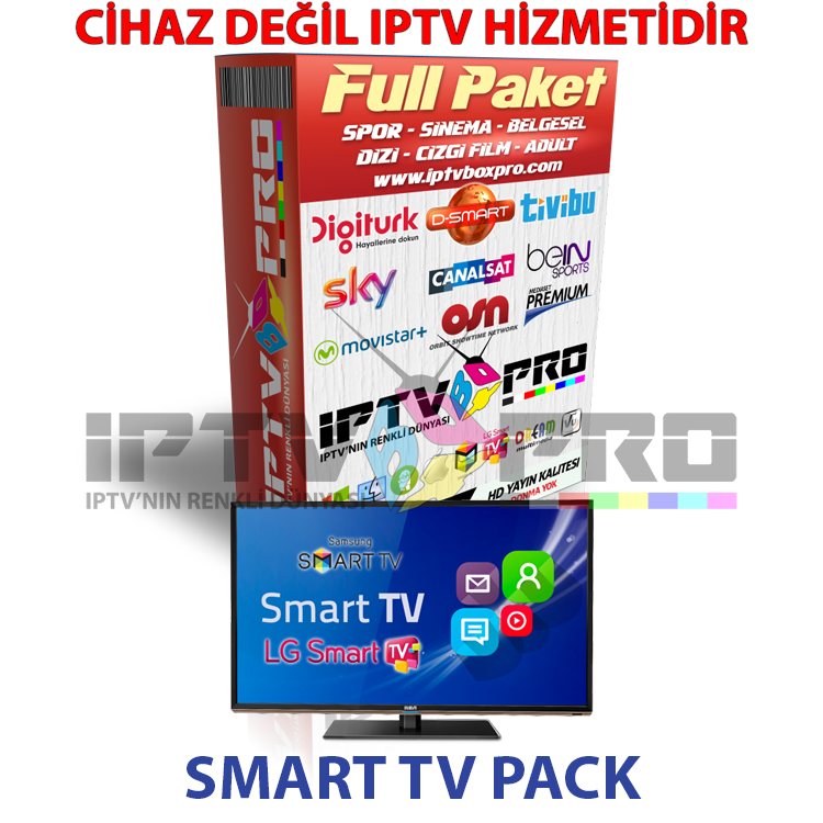 FOR SMART TV 3 MONTHS